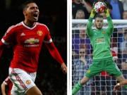 Bóng đá - Cầu thủ hay nhất mùa giải MU: De Gea đấu Martial