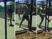 """Thể thao - Tay vợt """"thắng 2, thua 66 trận"""" truy sát trọng tài"""
