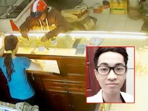 An ninh Xã hội - Cảnh sát truy lùng, bắt thanh niên cướp tiệm vàng ở Hà Nội