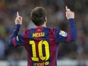 Bóng đá - Thời điểm Messi nguy hiểm nhất: Phút 90 nghẹt thở