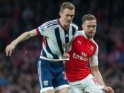 Bóng đá - Arsenal - West Brom: Vượt qua giông bão