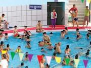 Giáo dục - du học - Sẽ xây bể bơi trong các trường học