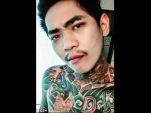 Thế giới - Phát trực tiếp cảnh tự sát, trùm mafia Thái Lan bị bắt