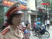 Video An ninh - Bản tin an toàn giao thông ngày 22.4.2016