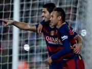 """Bóng đá - Suarez hết lời bênh vực """"Neymar đáng thương"""""""