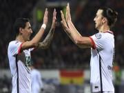 Di Maria lu mờ Ibrahimovic top 5 bàn thắng V34 Ligue 1