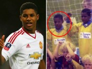Bóng đá - MU: Rashford từng lập 4 hat-trick trong 1 trận đấu