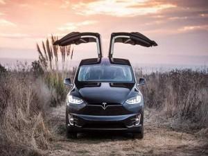 Ô tô - Xe máy - Ford chi 199.950 USD để mua lại xe crossover Tesla Model X