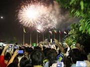 Tin tức trong ngày - Địa điểm bắn pháo hoa dịp lễ 30/4 tại TP.HCM