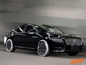 Ô tô - Xe máy - Ngắm Lincoln Continental Presidential  2017 dành cho Trung Quốc