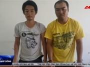 Video An ninh - Hai người TQ dùng… súng nhựa cướp ôtô trên phố Sài Gòn