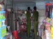 Video An ninh - Bà chủ tiệm tạp hóa bị giết, cướp giữa ban ngày