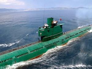 Thế giới - Triều Tiên bất ngờ phóng tên lửa đạn đạo từ tàu ngầm