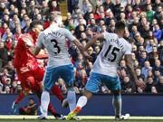 Bóng đá - Liverpool - Newcastle: Đòn trừng phạt