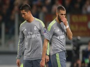 Bóng đá - CR7 sẽ đấu Man City, nhưng Real dễ mất Benzema