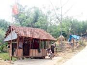 Tin tức trong ngày - Cả làng lập chốt giữ rừng