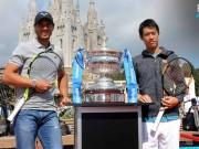 Thể thao - Chung kết Barcelona Open: Thiên đường thứ 9 chờ Nadal