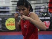 Thể thao - Cô gái rửa chén thành võ sĩ hàng đầu