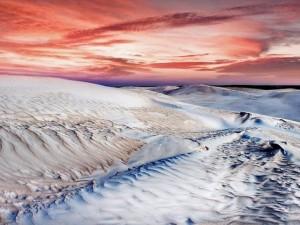 Du lịch - Vẻ đẹp như ở thế giới khác của cồn cát Australia
