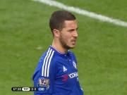 Bóng đá - Tin HOT tối  24/4: Hazard muốn Leicester vô địch NHA