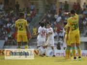 Bóng đá - Sôi động V-League 24/4: HN.T&T, Sài Gòn đại thắng