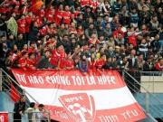 Bóng đá - Thắng tuyệt đối, CĐV Hải Phòng mơ vô địch