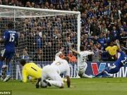 """Bóng đá - Hơn 10 giây, Leicester phản đòn """"xé lưới"""" Swansea"""