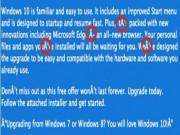 Công nghệ thông tin - Bạn có là nạn nhân của trò lừa đảo mạo danh Windows 10?