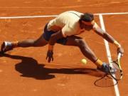 Thể thao - Hot shot: Rally 24 chạm, Nadal cắt bóng ảo diệu