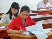 Giáo dục - du học - Tìm cách chống thiên vị trong chấm thi