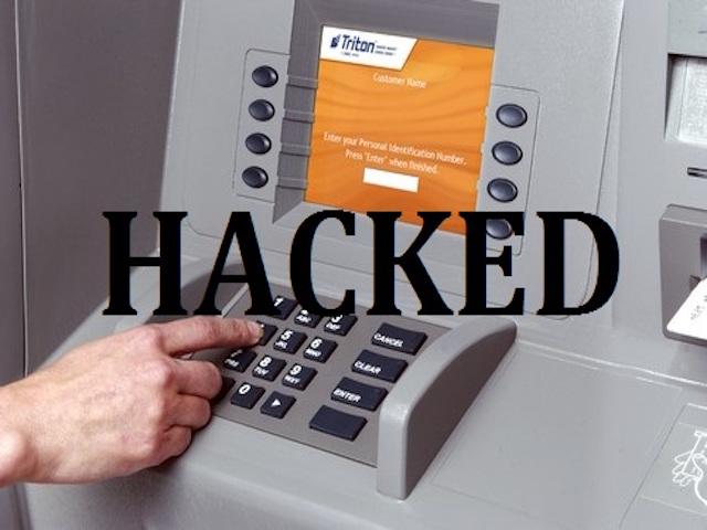 Vì sao hacker rút được tiền từ máy ATM mà không cần thẻ?