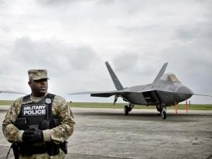 """Thế giới - Mỹ điều chiến đấu cơ F-22 tới Romania để """"dọa"""" Nga"""