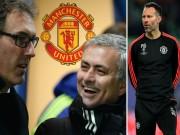 """Bóng đá - Vì Giggs, MU """"phớt lờ"""" Mourinho để chọn Blanc"""