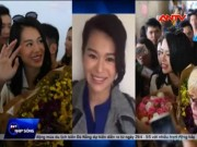 Video An ninh - Sao TVB Hồ Hạnh Nhi đến Việt Nam