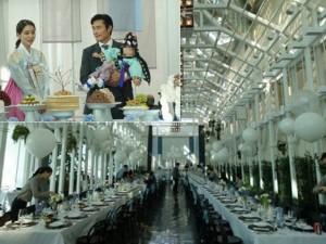 Cận cảnh sinh nhật xa xỉ của con trai Lee Byung Hun