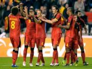 ĐT Bỉ và giấc mơ  nhuộm đỏ  châu Âu