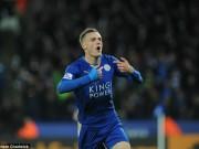 Bóng đá - Leicester sắp vô địch: Đừng vội quên Vardy