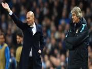 Bóng đá - Chưa phân thắng bại, Pellegrini - Zidane cùng hài lòng