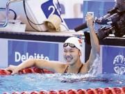 Thể thao - Ánh Viên bơi 100km/tuần luyện cơ thép chờ Olympic