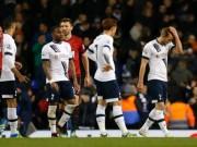 Bóng đá - Tottenham sắp tan mộng bá vương: Phải tự trách mình