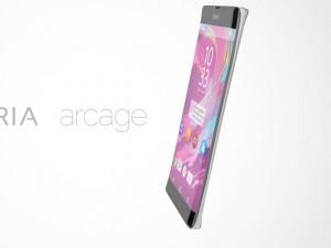 Thời trang Hi-tech - Ngắm chiếc Xperia Arcage đẹp mê hồn