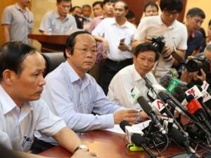 Tin tức trong ngày - Bộ TN-MT: Chưa có bằng chứng Formosa khiến cá chết hàng loạt