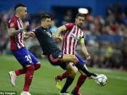 Bóng đá - Tranh cãi: Atletico lại may mắn thoát penalty