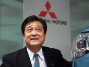 Tin tức ô tô - Chủ tịch Mitsubishi Motors từ chức vì gian lận