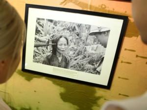 Tin tức trong ngày - Cận cảnh 400 hiện vật lưu giữ ký ức chiến tranh ở HN