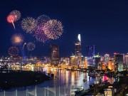 Video An ninh - 4 điểm ngắm pháo hoa dịp lễ 30/4 tại TP.HCM