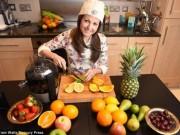 Tôi đã chiến thắng ung thư dạ dày nhờ loại nước ép trái cây này!