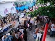 """Video An ninh - Cận cảnh khu chợ ăn chơi có """"1-0-2"""" tại Sài Gòn"""