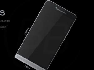 Dế sắp ra lò - Hai smartphone chạy Android của BlackBerry sắp ra mắt