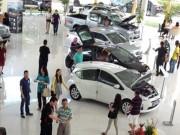 Ô tô - Xe máy - Thị trường ô tô Maylaysia, Indonesia và Thái Lan cùng tụt dốc
